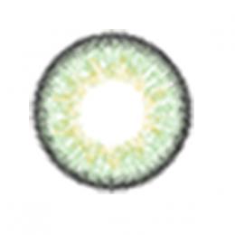 Линзы зеленые 306
