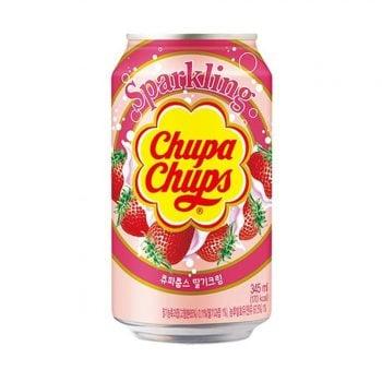 Chupa Chups Sparkling Strawberry