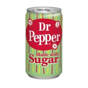 Dr.Pepper Real Sugar