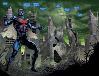 Spider-Man. Человек-Паук 2099. Том 2. Паучьи миры