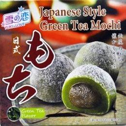 "Японский Моти-М-""Юки"". Матча Зеленый чай"