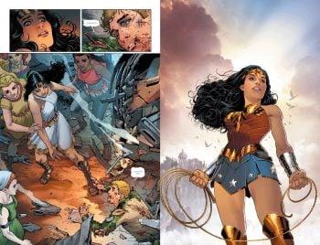 DC Rebirth. Wonder Woman. Чудо-Женщина. Книга 2: Год первый