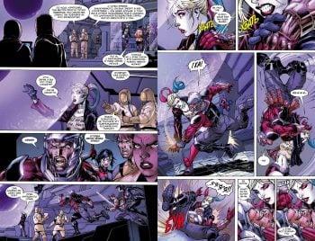 DC Rebirth. Suicide Squad. Отряд Самоубийц. Книга 2: Ещё больше безумия