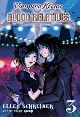 Vampire Kisses: Blood Relatives. Поцелуй вампира: Кровные братья. Том 3