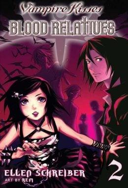 Vampire Kisses: Blood Relatives. Поцелуй вампира: Кровные братья. Том 2