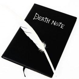 Ежедневник. Тетрадь смерти. Death Note А4