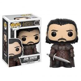 Фигурка Funko POP. Jon Snow из сериала Game of Thrones. №49