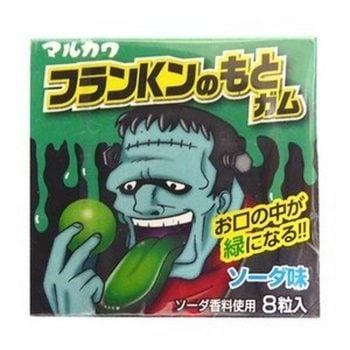 """Жевательная резинка """"Франкенштейн"""", Япония, 5.6г"""