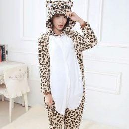Пижама Кигуруми - Леопард