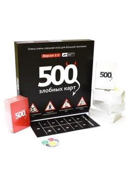 500 злобных карт ver. 2.0 - PlayerOne