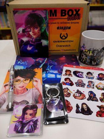 FANDOM BOX - Overwatch (Овервотч)