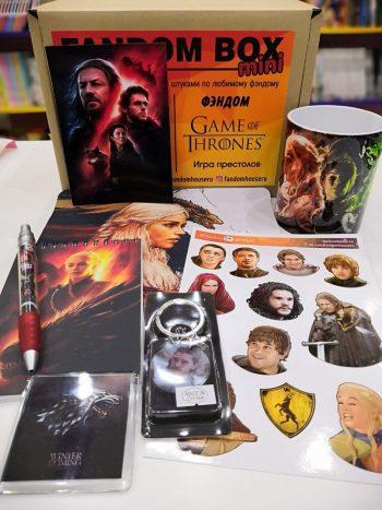 FANDOM BOX - Game of Thrones (Игра престолов)