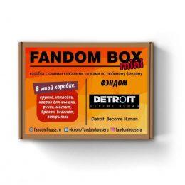 FANDOM BOX - Detroit: Become Human (Детроит: стать человеком)