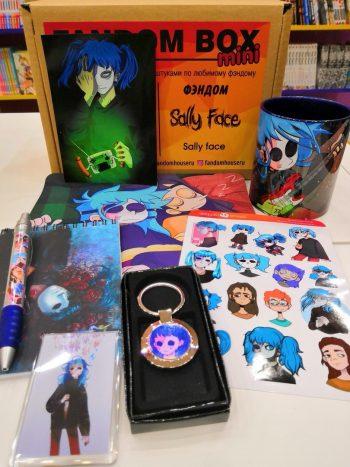 FANDOM BOX - Sally Face (Салли Фейс)