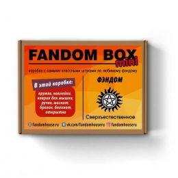 FANDOM BOX - Supernatural (Сверхъестественное)