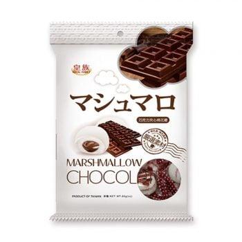 Маршмэллоу-М с шоколадной начинкой. 80 г.
