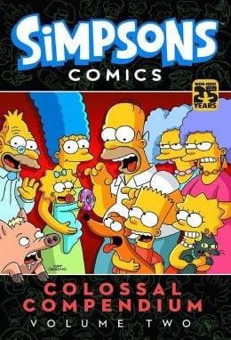 The Simpsons. Симпсоны. Антология. Том 2