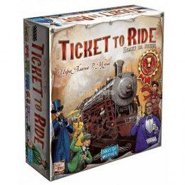 Билет на поезд: Америка - PlayerOne