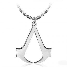 Кулон Assassin's Creed Лого