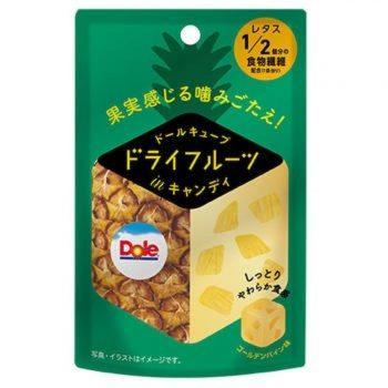 Жевательные конфеты DOLE с ананасом, 42г