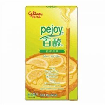 Палочки Pejoy (Pocky) со вкусом Лимонного пирога, 48 г