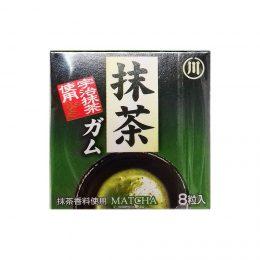 Жевательная резинка со вкусом зеленого чая Матча Marukawa