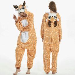 Пижама Кигуруми - Олененок