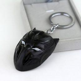 Брелок Черная пантера. Маска