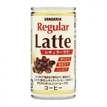 Sangaria Regular Latte Кофе с молоком и сахаром, Япония, 190 мл