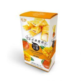 Печенье Криспи Крепы со вкусом манго, 78 г.