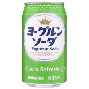 Sangaria Йогурт-сода, Япония, 330мл