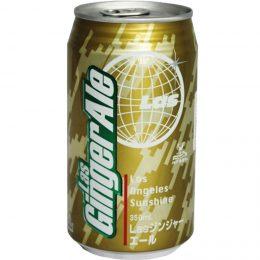LAS Ginger Ale