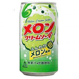 Лимонад Tominaga со вкусом Дыни, 330мл, Япония