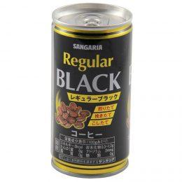 Sangaria Regular Black Кофе черный насыщенный, Япония, 190 мл