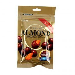 Миндаль в молочном шоколаде Almond Chocoball Lotte, Корея, 70 г