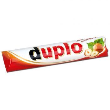 Шоколадный батончик Duplo, 18 гр