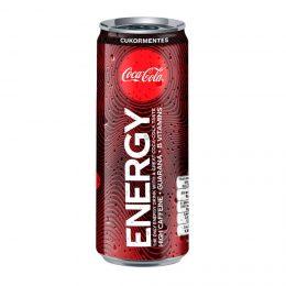 Coca-Cola Energy, 250 мл
