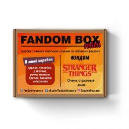 FANDOM BOX mini - Stranger Things (Очень странные дела)