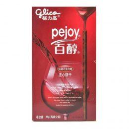 Палочки Pejoy (Pocky) со вкусом красного вина, 48 г