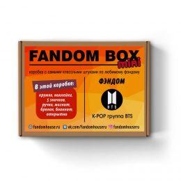 FANDOM BOX mini - BTS