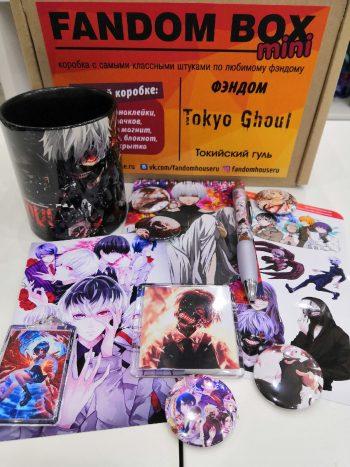 FANDOM BOX mini - Tokyo Ghoul (Токийский гуль)