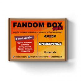 FANDOM BOX mini - Undertale (Андертейл)