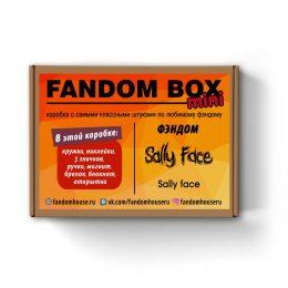 FANDOM BOX mini - Sally Face (Салли Фейс)