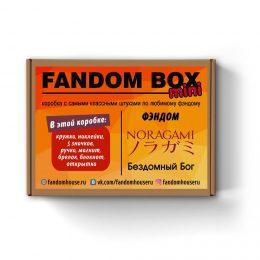 FANDOM BOX mini - Noragami (Бездомный Бог)
