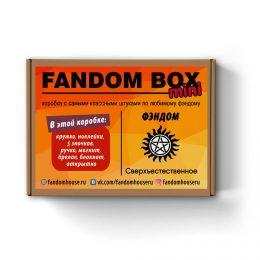 FANDOM BOX mini - Supernatural (Сверхъестественное)