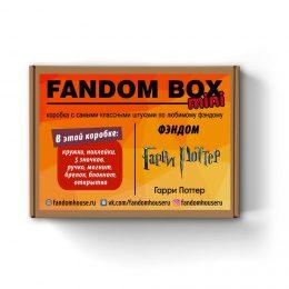 FANDOM BOX mini - Harry Potter (Гарри Поттер)