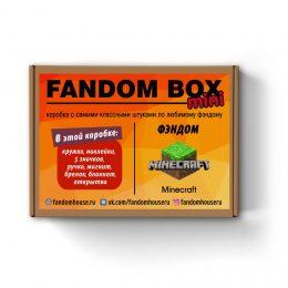 FANDOM BOX mini - Minecraft (Майнкрафт)